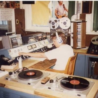 Mes débuts comme animateur à CHIP Fort-Coulonge à 12 ans