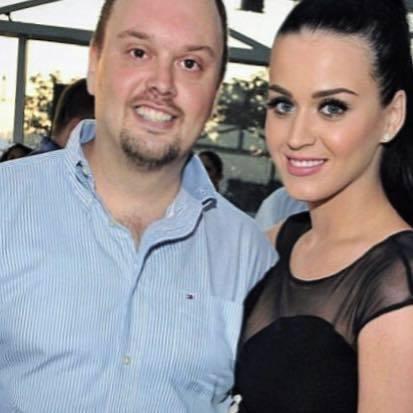 Une rencontre marquante avec Katy Perry lors du lancement de son album